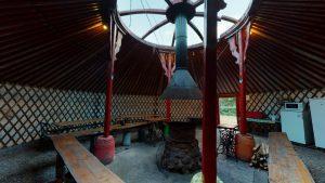 La Jarnoise : location de chalets et yourtes en Bourgogne